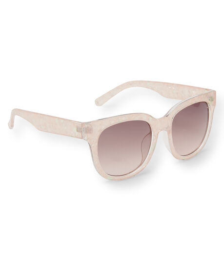 Quartz Plastic Sunglasses
