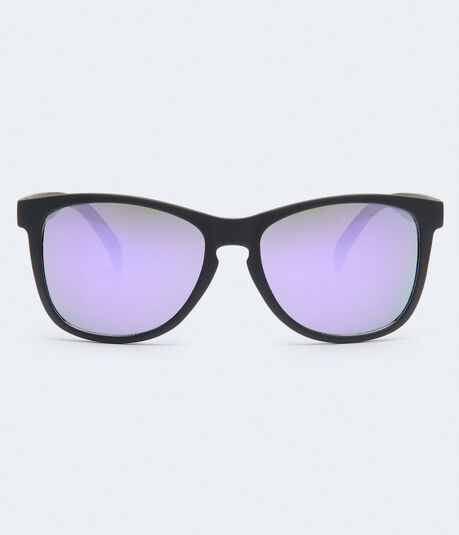 Mirrored Lens Waymax Sunglasses