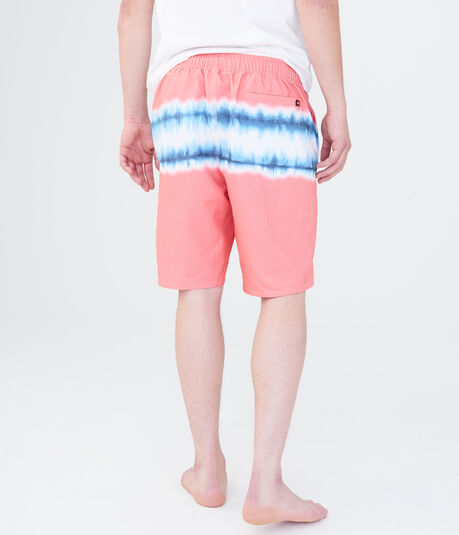 Airwalk Tie-Dye Stretch Boardshorts