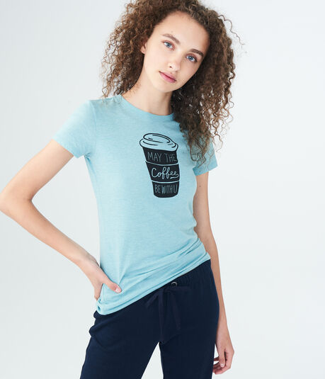 Coffee Cup Graphic Tee