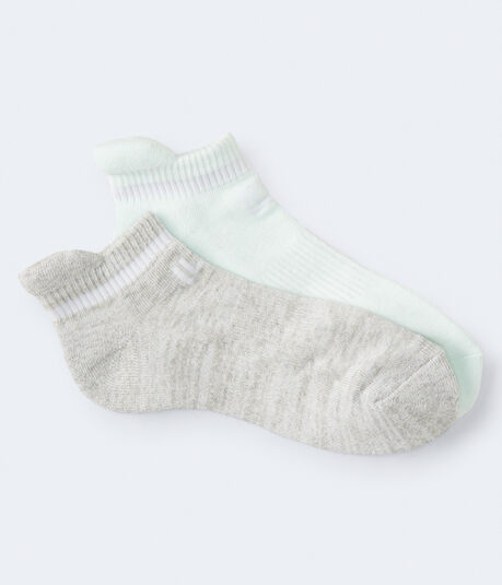 LLD 2-Pack Marled Athletic Socks