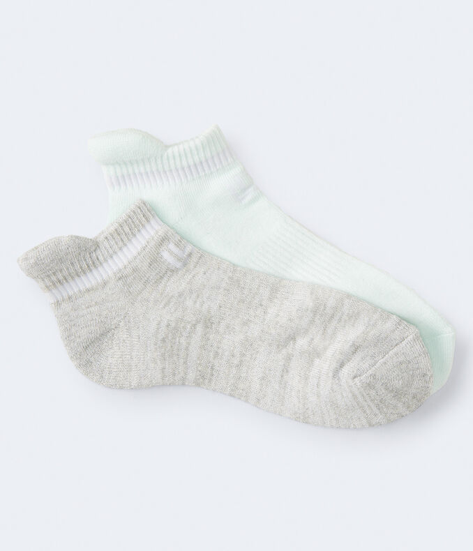 LLD 2-Pack Marled Athletic Socks | Tuggl