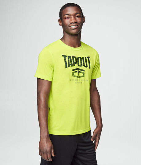 Tapout Crossfade Graphic T