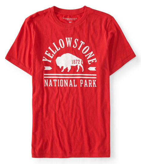 Yellowstone National Park Graphic Tee