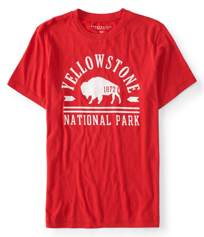Yellowstone National Park Graphic T