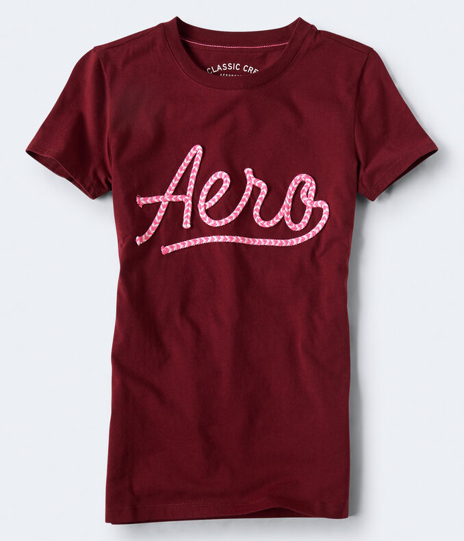 Braided Aero Graphic Tee