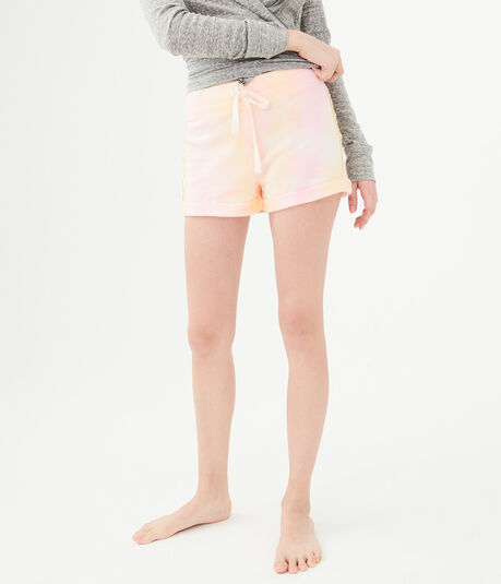 LLD Tie-Dye Fleece Shorts