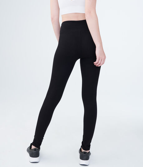 LLD High-Waisted Seriously Slimming Slash Legging