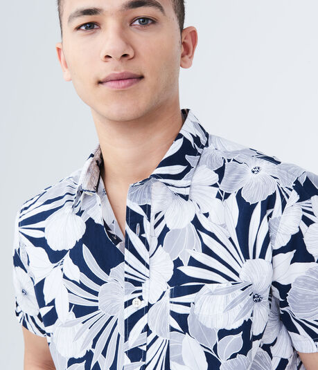 Tropical Camp Woven Shirt