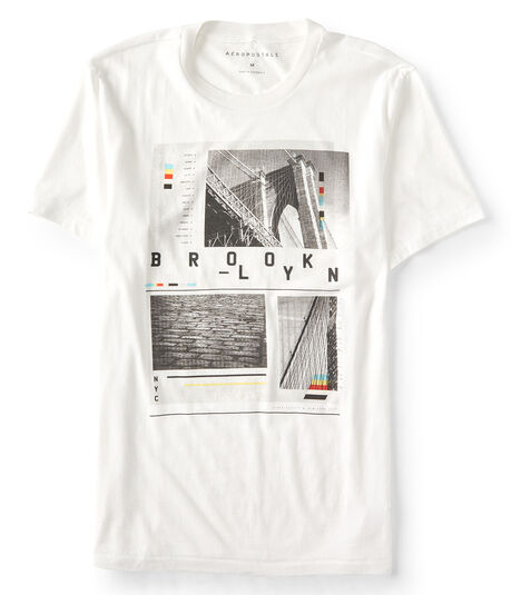 Final Sale- Brooklyn Bridge Graphic Tee