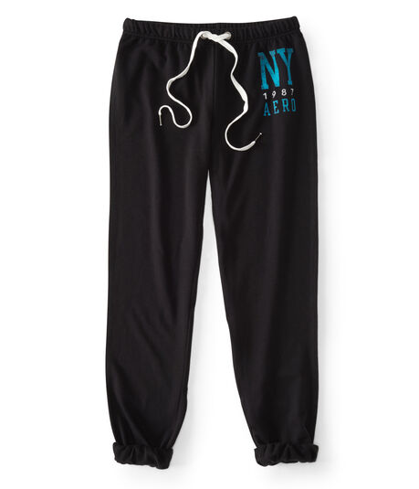 NY 1987 Aero Cinch Sweatpants