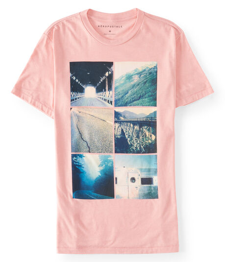 Outdoor Blocks Graphic Tee