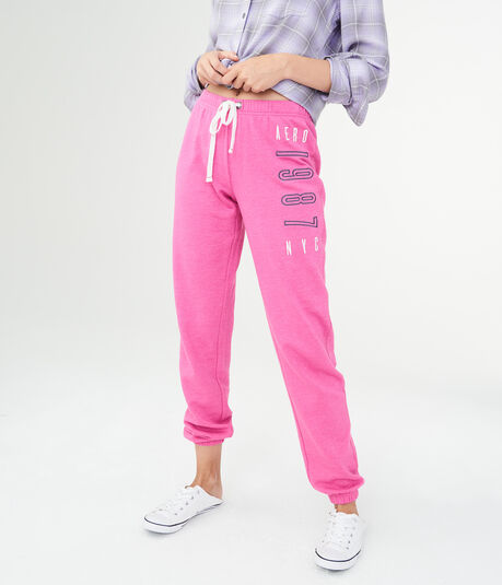 Aero 1987 NYC Classic Cinch Sweatpants