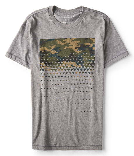 Fadeout Camo Graphic Tee