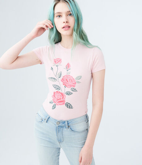 Free State Blossoming Roses Graphic Tee