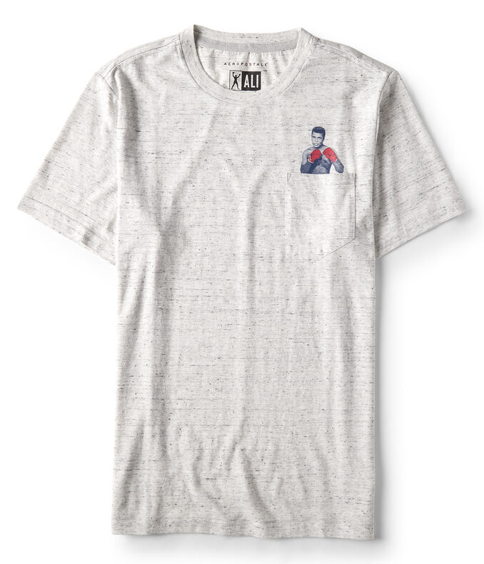 Guys' Muhammad Ali Pocket Graphic Tee