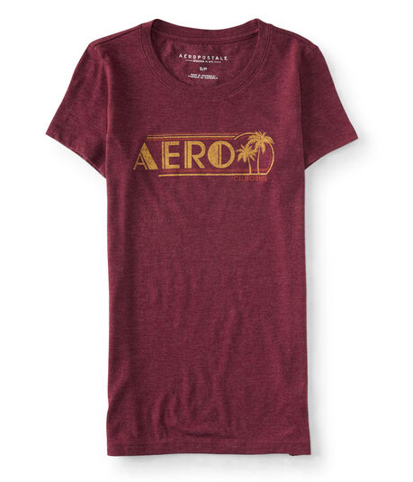 Aero California Graphic Tee
