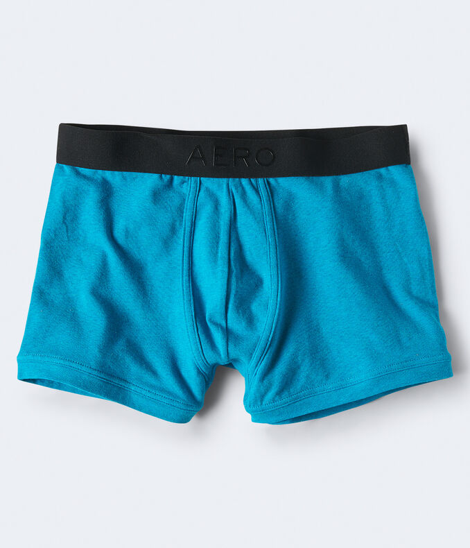 Solid Knit Trunks
