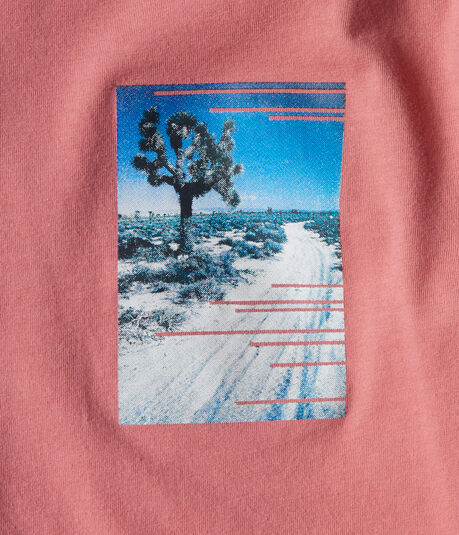 Long Sleeve Joshua Tree Graphic Tee