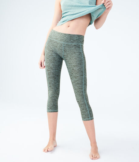 LLD Studio Pocket Crop Leggings
