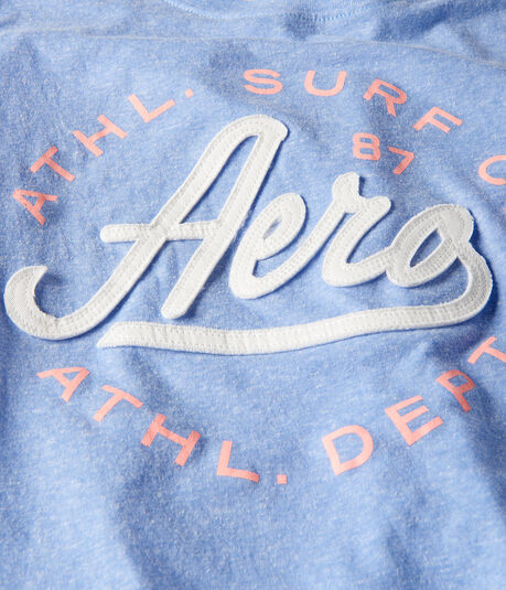 Aero Athletic Surf Co Graphic Tee