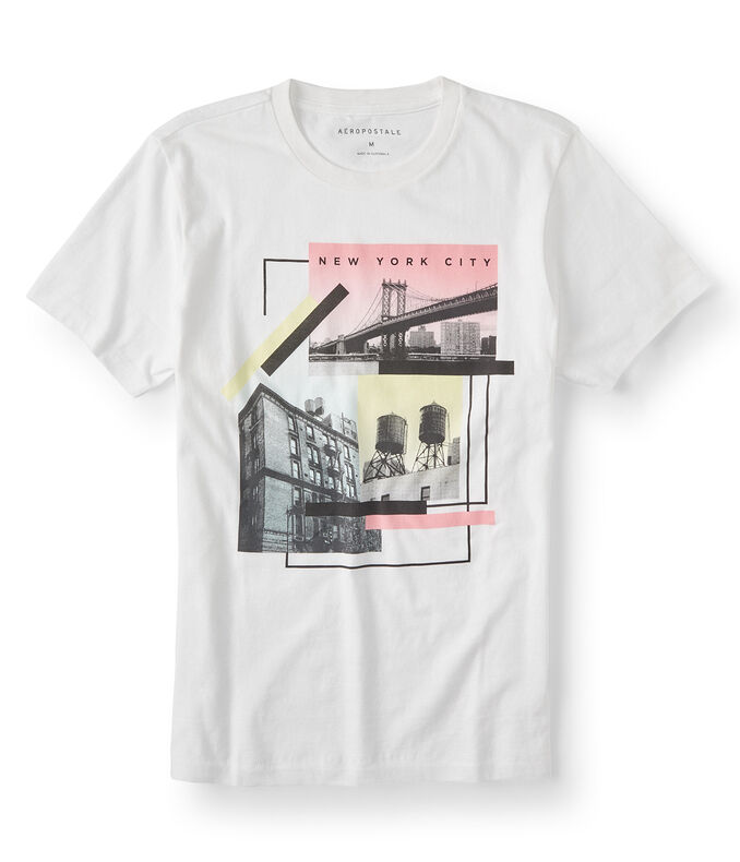 New York City Graphic Tee***