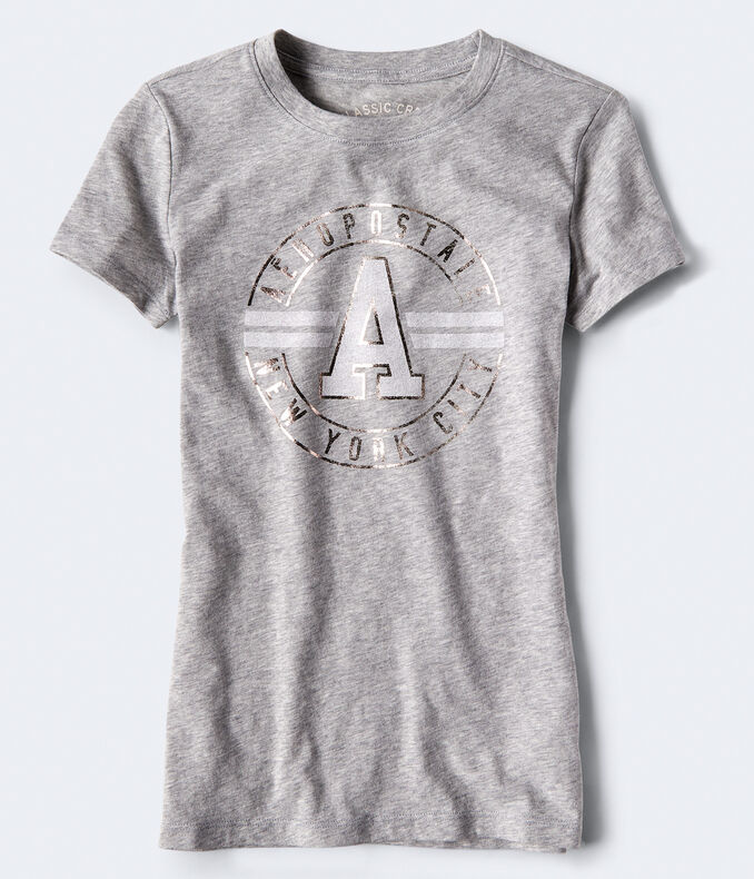 "Circle ""A"" Graphic Tee"