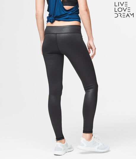 LLD Wet Look Leggings