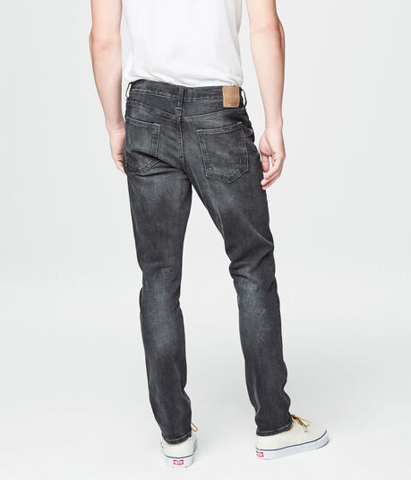 Slim Taper Medium Grey Wash Reflex Jean