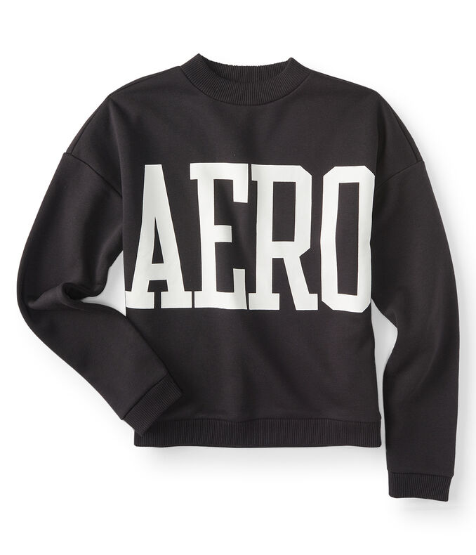 Final Sale -Aero Crew Sweatshirt