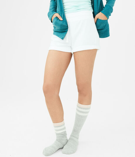 LLD Solid Fleece Shorts