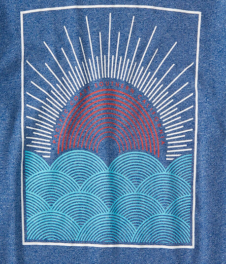 Pacific Coast Sun Graphic Tee