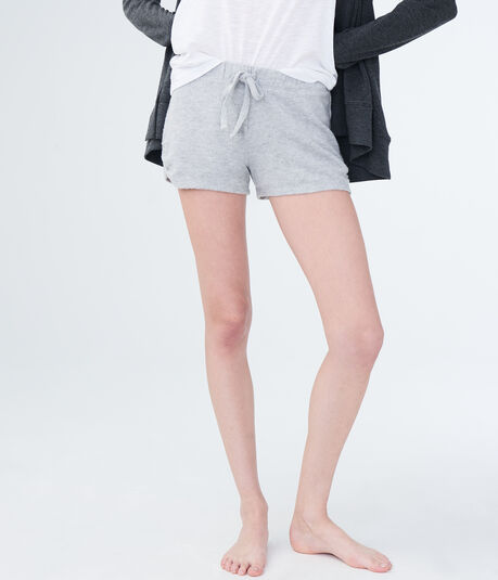 LLD Seriously Soft Ruched Shorts***