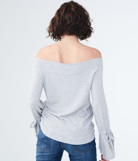 LLD Seriously Soft Off-The-Shoulder Sweater***