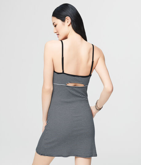 Prince & Fox Striped Cami Dress