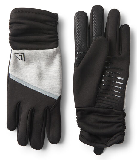 LLD Colorblocked Reflective Gloves
