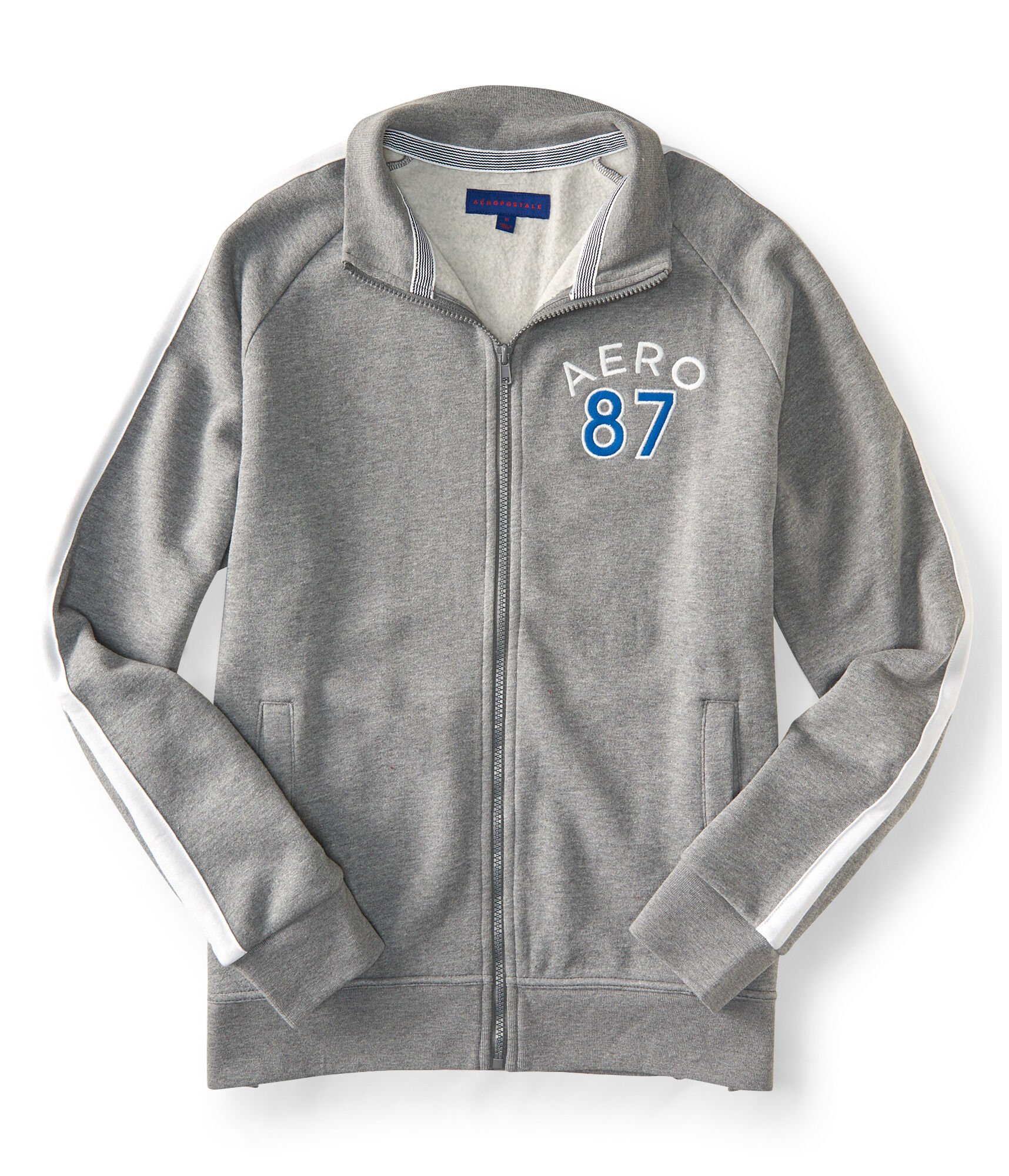 Aero Men's Logo Full-Zip Track Jacket (Several Colors)