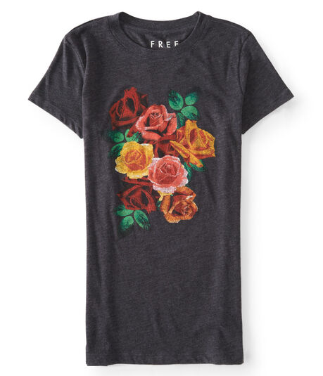 Free State Roses Graphic Tee