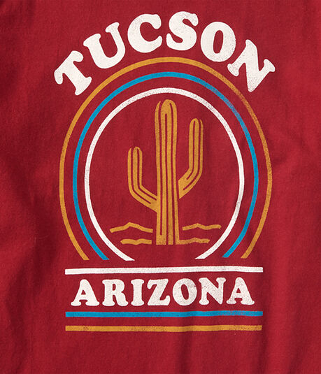 Tucson Arizona Graphic Tee***