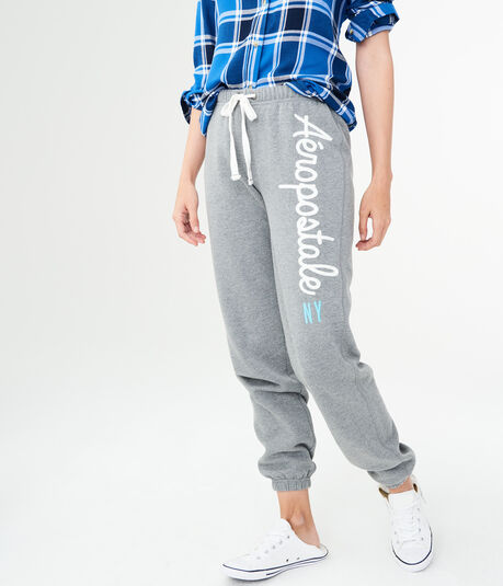 Aeropostale NY Classic Cinch Sweatpants
