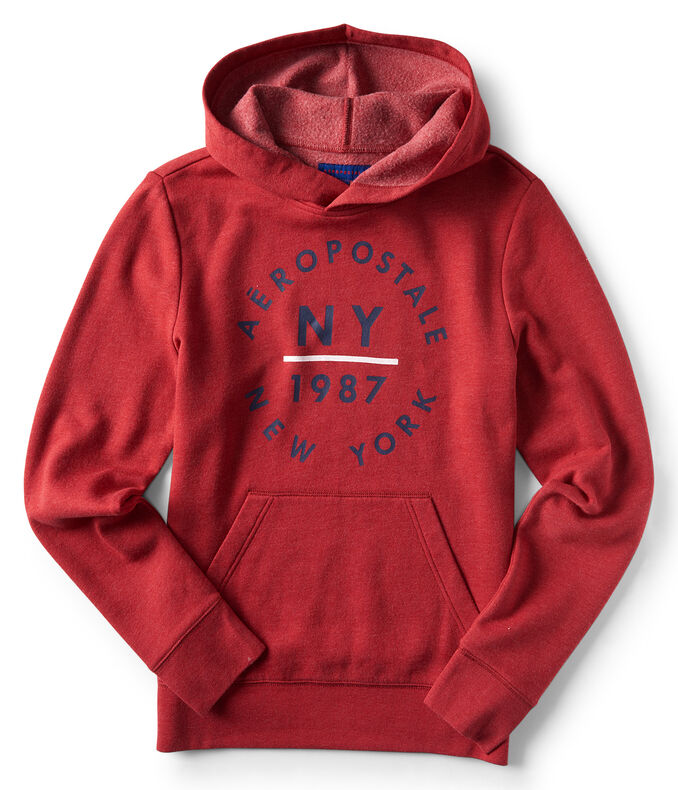 NY 1987 Pullover Hoodie