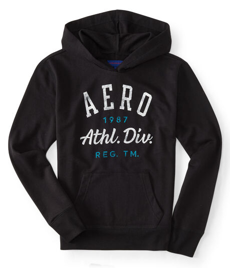 Aero Athl Div Pullover Hoodie