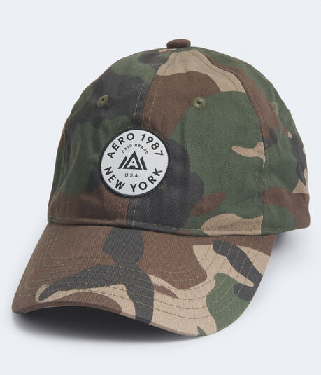 Camo Aero 1987 Patch Adjustable Hat