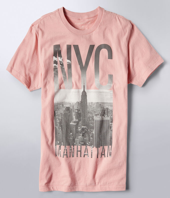 NYC Manhattan Graphic Tee