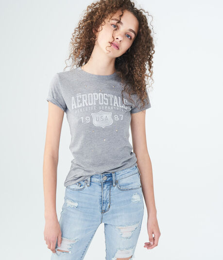 Aeropostale Athletic Dept Graphic Tee