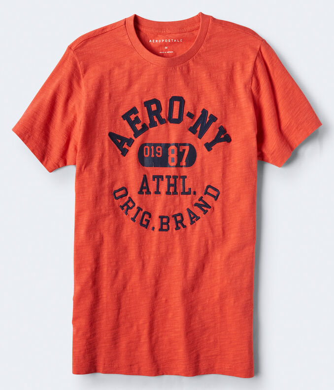 Aero-NY Athletic Graphic Tee