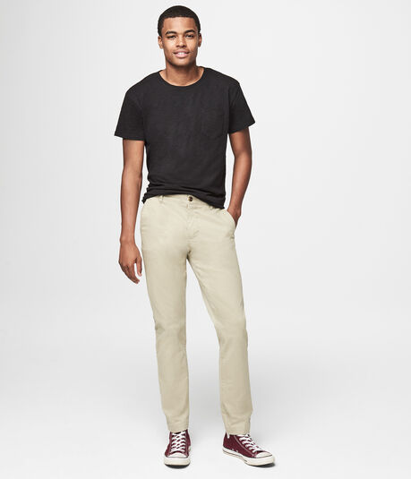 Skinny Color Wash Reflex Chinos