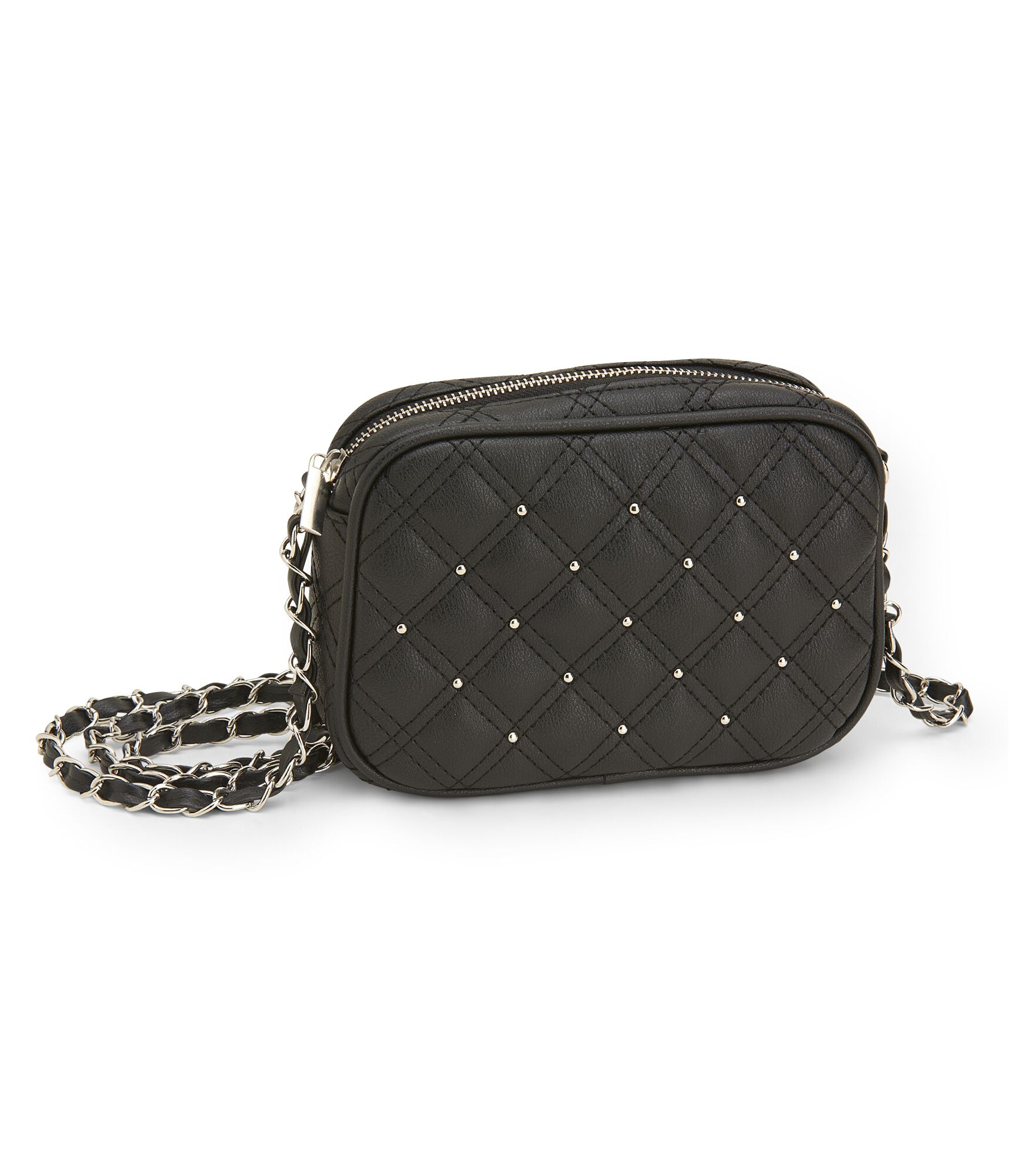 Quilted Crossbody Bag | Aeropostale : quilted crossbody bags - Adamdwight.com