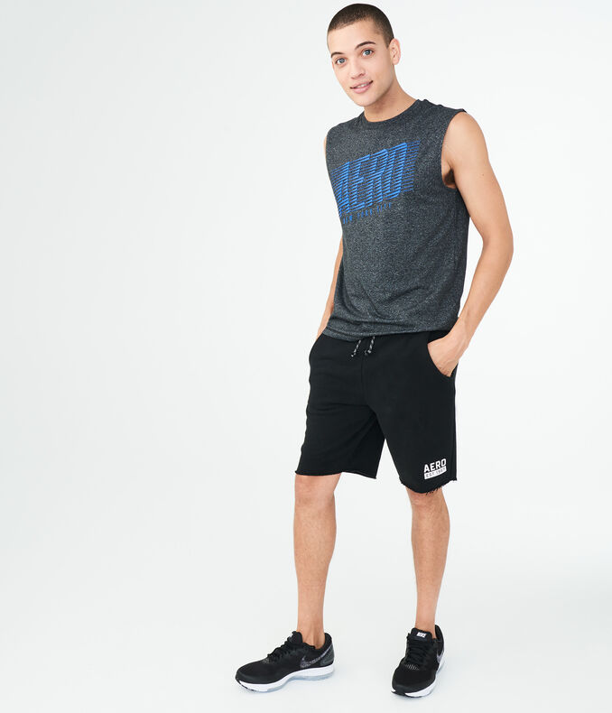 Aero Est. 1987 Fleece Shorts | Tuggl