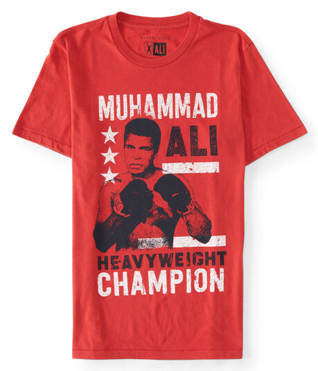 Guys' Muhammad Ali Heavyweight Champion Graphic Tee